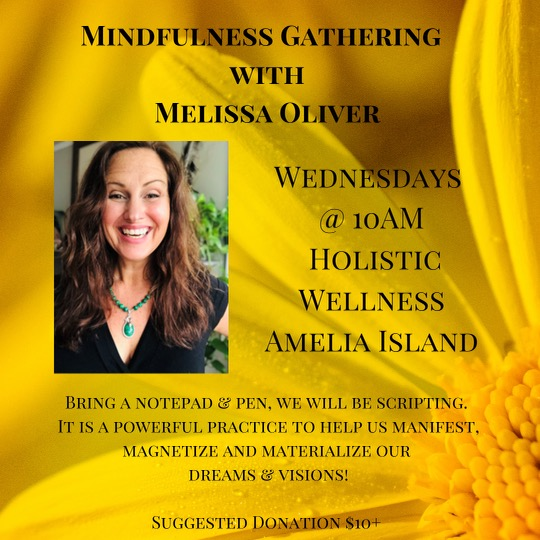 Mindfulness Gathering with Melissa Oliver